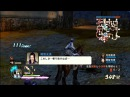 Samurai Warriors 4 Otani Yoshitsugu gameplay Hard