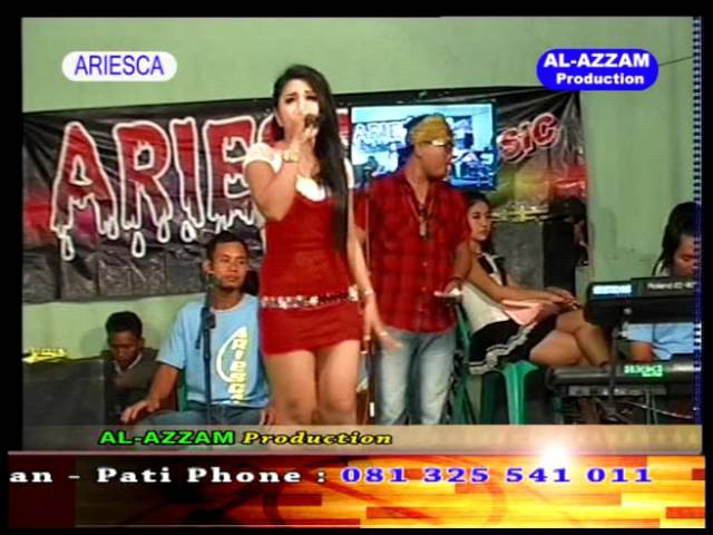 MERIANG New ARIESCA Live In Sumberejo By Video Shoting AL AZZAM