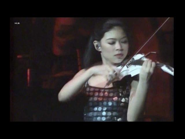 Vanessa Mae Contradanza 1995 Live Video HQ