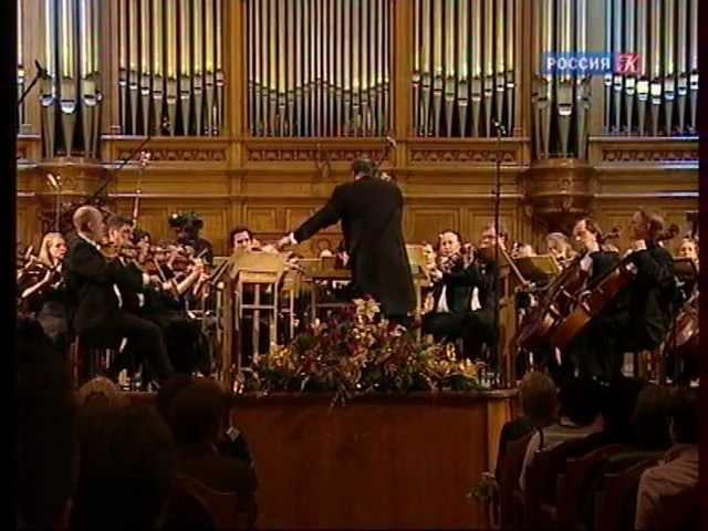 Шостакович - Симфония №11 1905 год - Гергиев