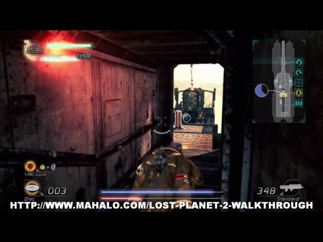 Lost Planet 2 Walkthrough Episode 3 Libera Me Chapter 3 Part 3 Boss Fight Category G Akrid 4