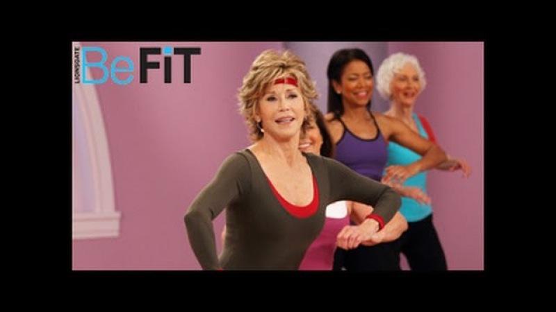 Jane Fonda Fat Burning Latin Dance Workout