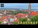 Германия. Бавария. г. Ландсхут (Landshut)