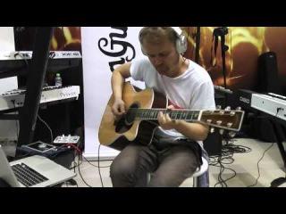 Andrey Zvonkov & Sigma Guitars part 1