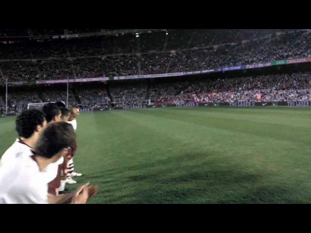 реклама Nike Football от Гая Ричи полная