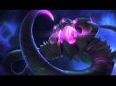VelKoz, the Eye of the Void Login Screen - League of Legends