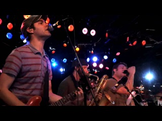 Streetlight Manifesto - We Will Fall Together - Live On Fearless Music HD