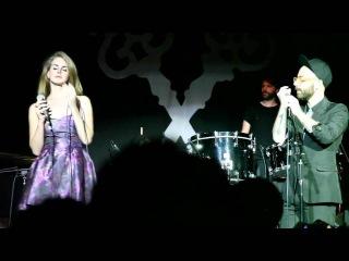 Woodkid & Lana Del Rey - Video Games ( Live )