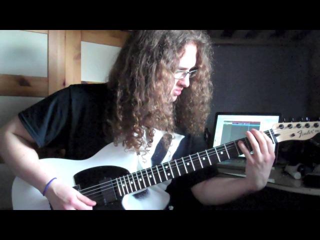 Guitar Cover Zyglrox Periphery