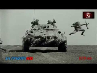 BTR-60, BTR-70 Soviet eight-wheeled armoured personnel carriers (APCs)