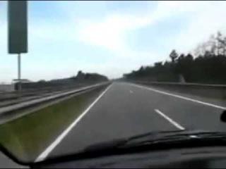 очень быстрый обгон!уникальный случай
