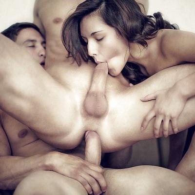 Бисекс трио фото ммж проститутку
