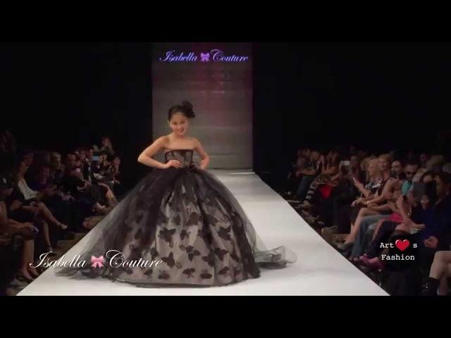 Isabella Couture by Liliya Dilanyan at Los Angeles Fashion Week Fall Winter 2015