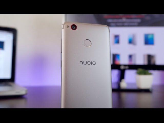 Nubia Z11 mini s лучший камерафон за такую цену