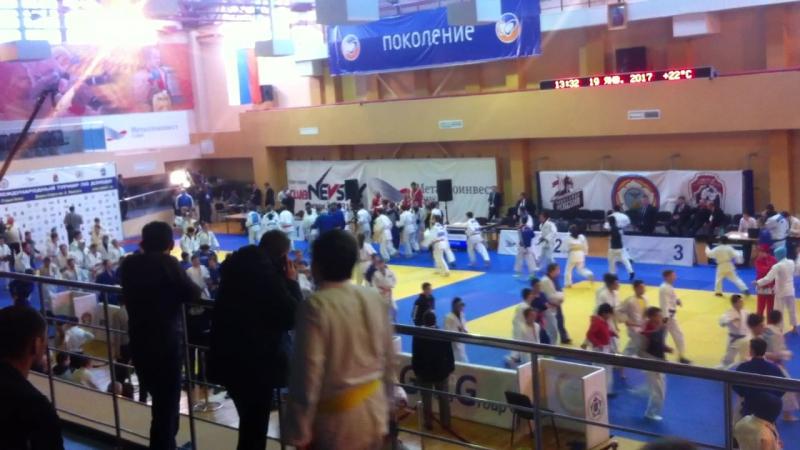 Соревнования по дзюдо междунородный турнир по дзюдо среди юношей, девушек 2002-2004