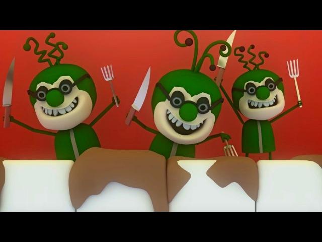 Аркадий Паровозов спешит на помощь Почему необходимо чистить зубы утром и вечером мультфильм