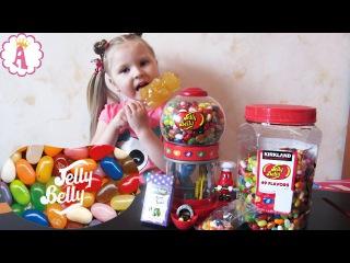 49 вкусов Джелли Белли челлендж бобы Гарри Поттера огромный желейный мишка конфеты Квин Элис