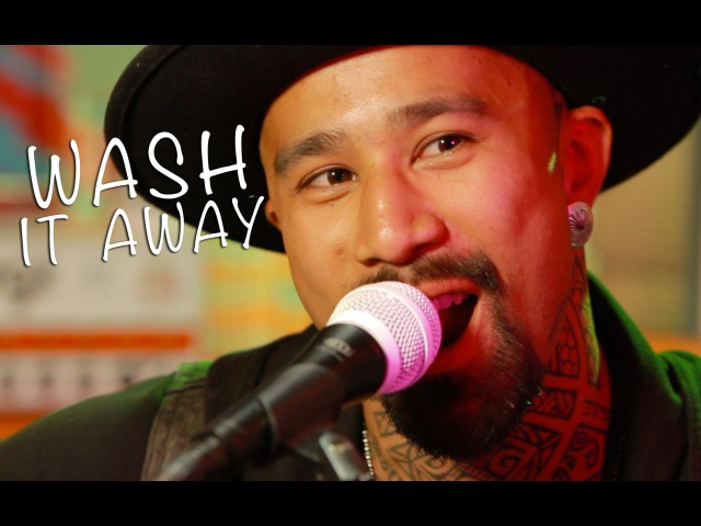 NAHKO Wash It Away Live from California Roots 2015 JAMINTHEVAN
