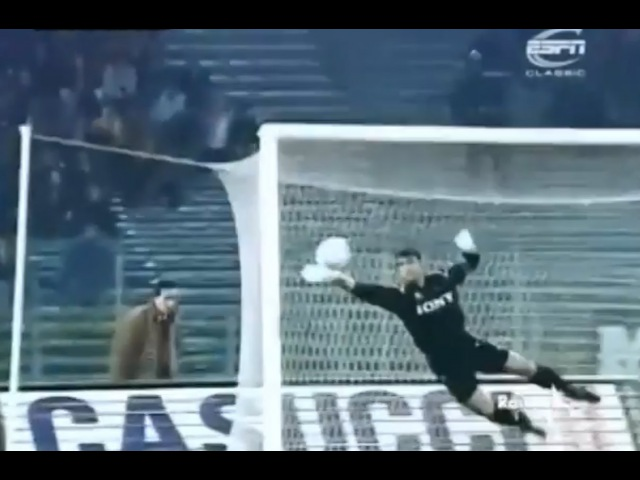 Angelo Peruzzi a short compilation from his time at Juventus