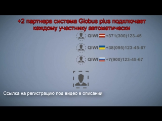 Проект Globus plus - официальная видео презентация