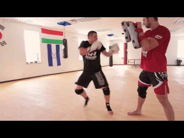DMITRIY MELENEVSKIY MMA MOTIVATION FROM NYC
