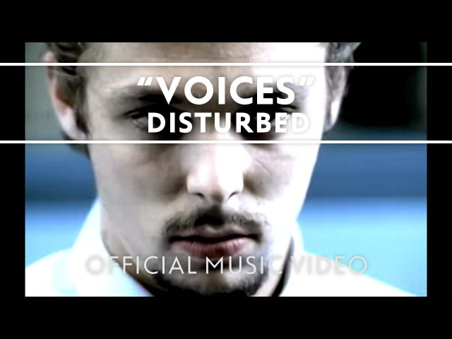 Disturbed Voices Official Music Video