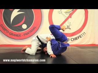 """Jiu Jitsu Videos - Roberto """"Cyborg"""" Abreu - New School Tornado - Jiu Jitsu Videos"""