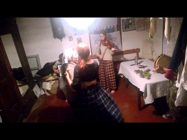 Танцы на хутары Засцянак Скрыплеў факстрот 11 французскіх маракоў