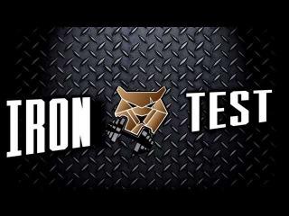 Iron Sakh:Участник нового проекта IRON TEST!#5 Соболева Мария(Еврофит)