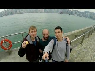 """Акробатический балет """"Три с половиной"""" Hong Kong"""