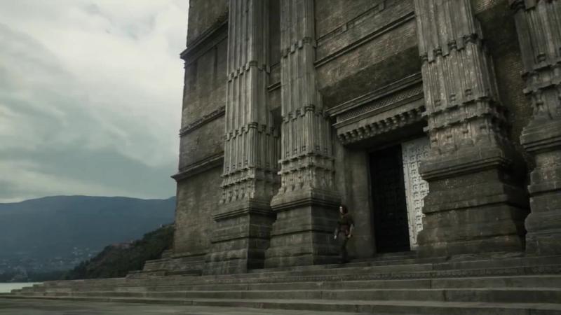 Браавос и Королевская гавань Игра Престолов спецэффекты