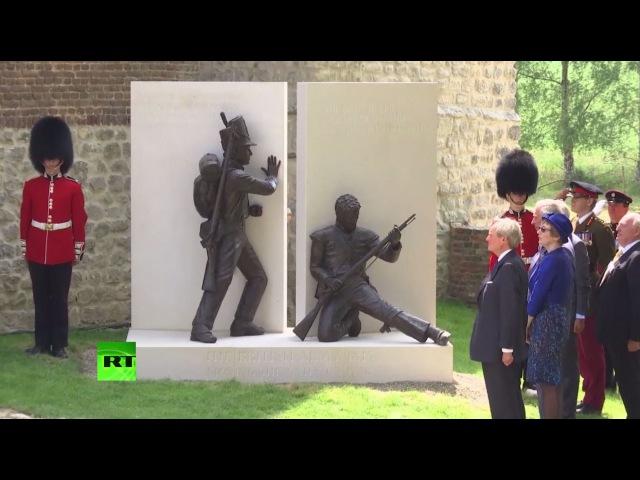 Непрощенные обиды лидеры Франции не приехали на годовщину битвы при Ватерлоо