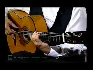 Mastery of Flamenco Guitar Guillermo Rios Vol 1
