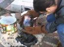 Raku Firing 2 - Ugly Mugg Pottery