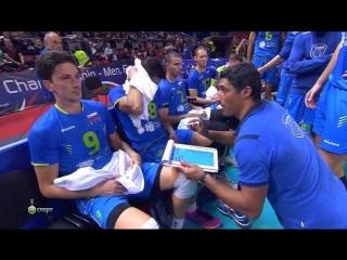 Франция - Словения / Чемпионат Европы 2015 / Финал /