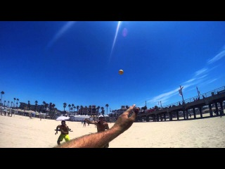 GoPro: Spikeball
