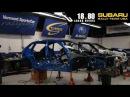 Vermont SportsCar's Rally Car Build Time Lapse