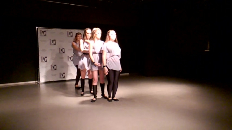 конкурс Curium Dance группа Lady Style