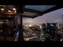 МОСКВА СИТИ панорамный ресторан SIXTY Башня Федерация 62 этаж
