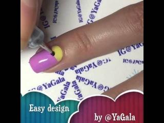 Дизайн ногтей: лунный маникюр в домашних условиях / Half Moon Manicure Tutorial