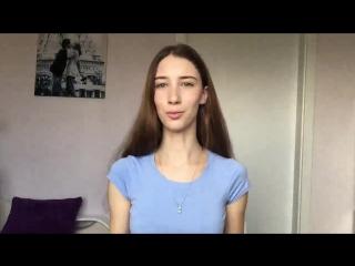 Sandra speaks, models dag / OC Models