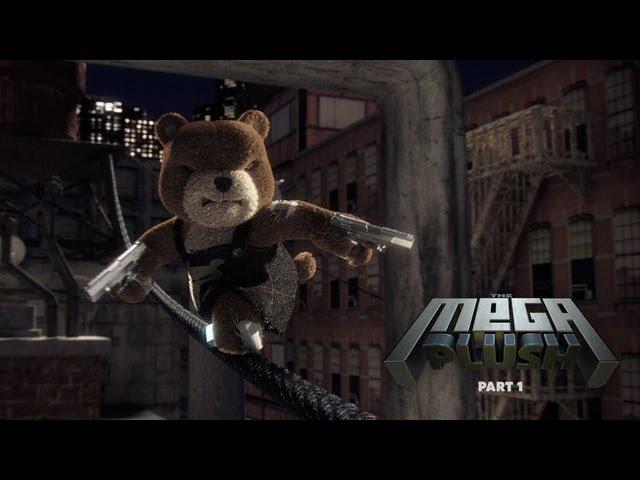 CGI Animated Short HD: The Mega Plush: Part 1 by Matt Burniston