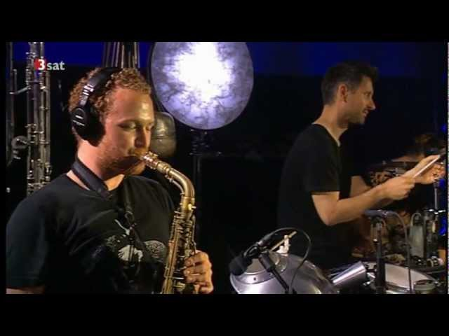 Nik Bärtschs RONIN - jazz baltica 2011 fragm. 3