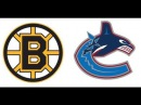 EAPHL Cup 1 4 Redstorm Vancouver Canucks seva00018 Boston Bruins game 1 NHL 16 PC