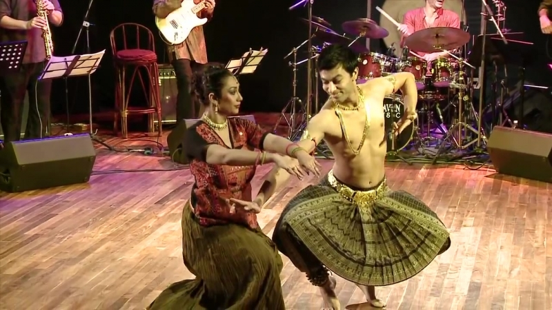 Thillana Duet Revanta Sarabhai Sanjukta Sinha Ozma meets Darpana