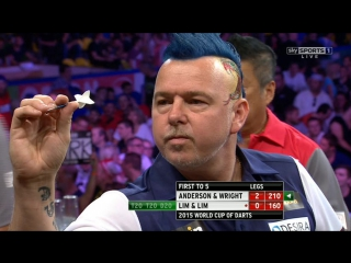 Scotland vs Singapore (PDC World Cup of Darts 2015 / First Round)