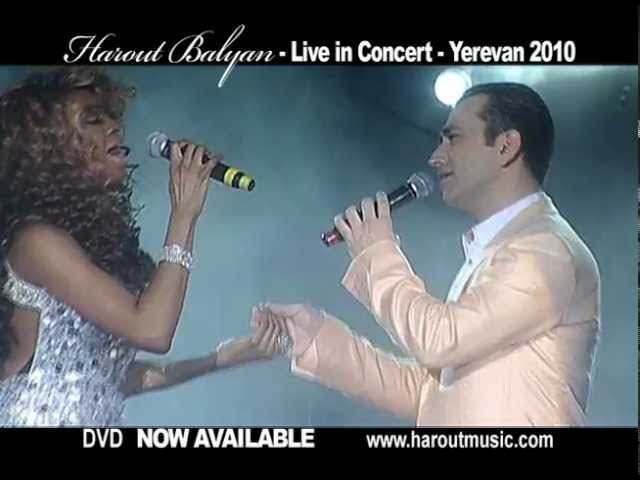 Harout Balyan Qez Sirum Em Forever Live In Concert Yerevan