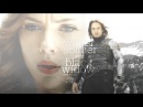 Winter soldier black widow | your whole world is black