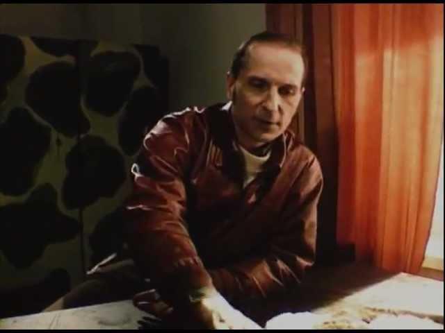 Нога (1991). Иван Охлобыстин и Пётр Мамонов.