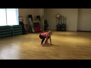 Dynamic Functional Training for Nike Women Weekend 2016